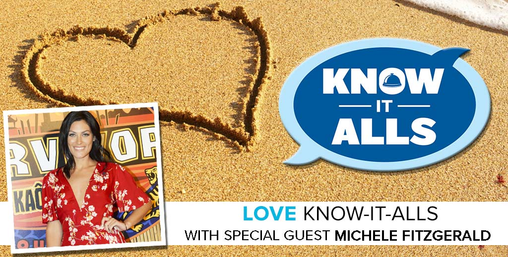 The Love Know-It-Alls Welcome Michele Fitzgerald