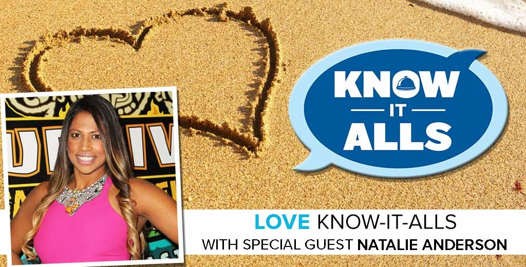 The Love Know-It-Alls Welcome Natalie Anderson