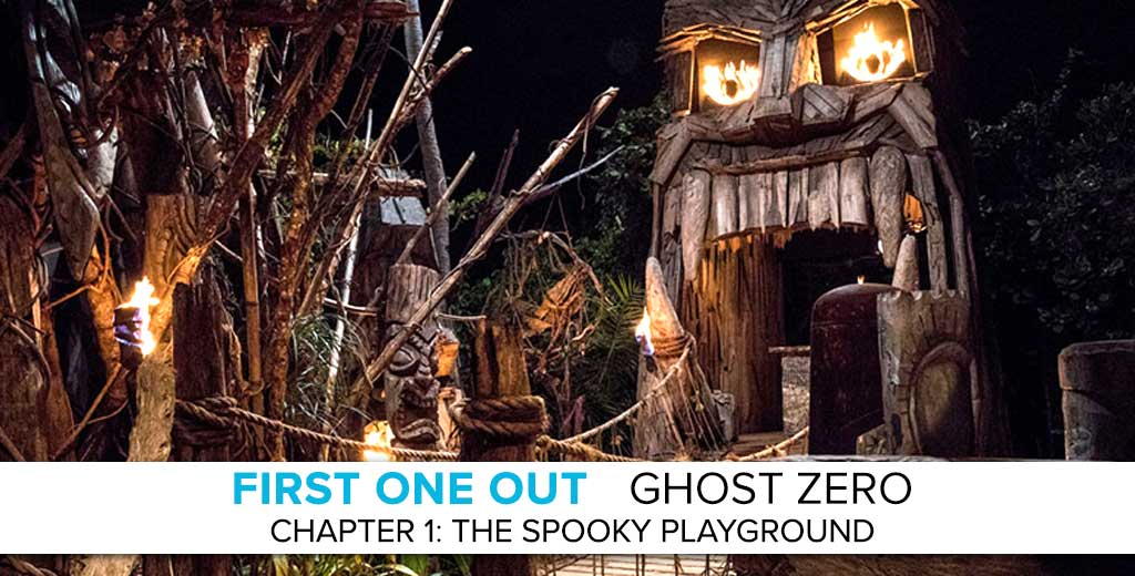 First One Out | Season 2, Episode 1: Welcome to Ghost Island