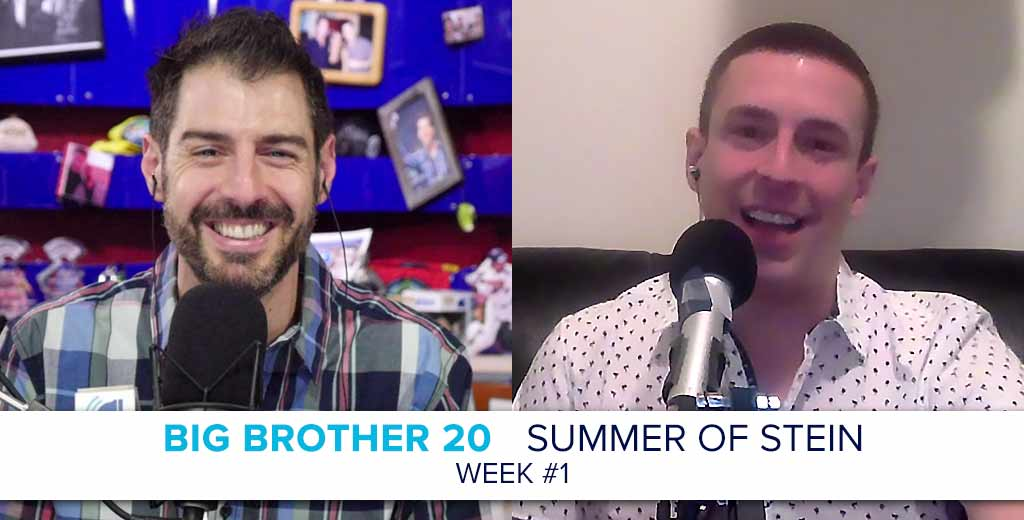 Summer of Stein: Eric Stein on the First Week of Big Brother 20