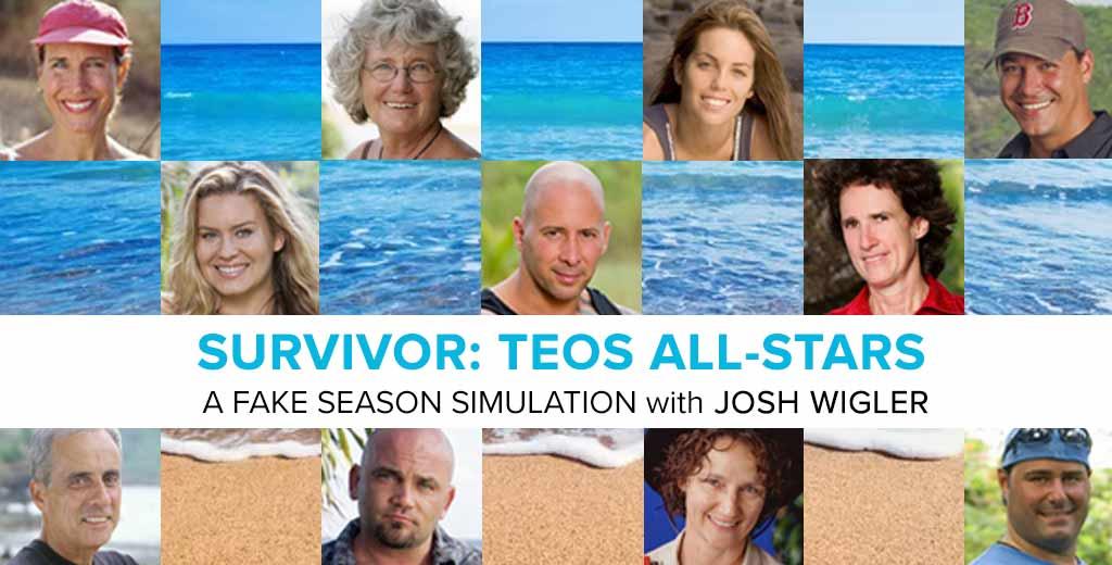 Survivor: TEOS All-Stars with Josh Wigler