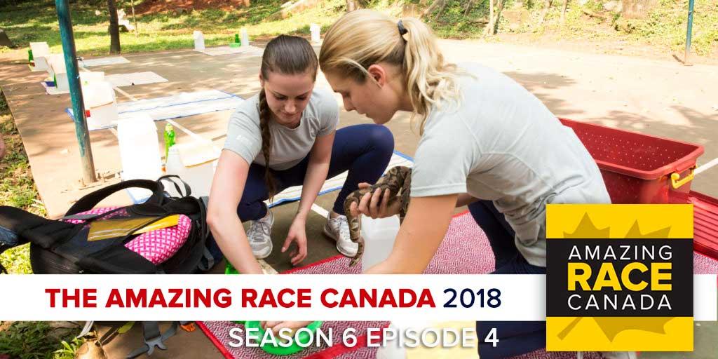 the amazing race 1 episode 5