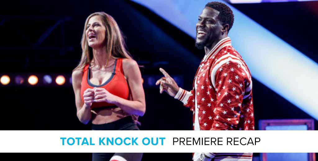 """Rob & Nicole attempt to explain """"Total Knock Out"""""""