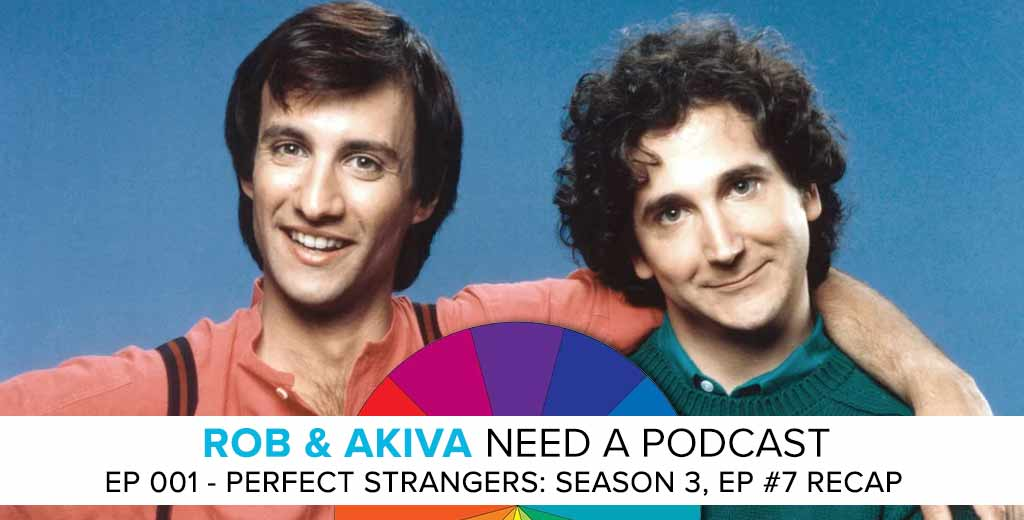 Ep 001 - Perfect Strangers: Season 3, Ep #7 Recap