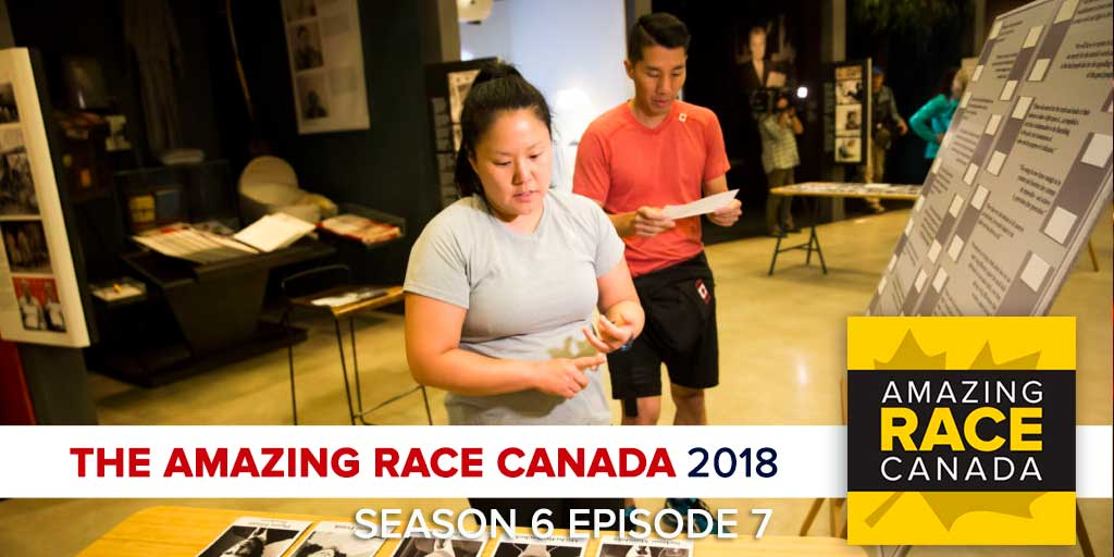 amazing race canada season 2 episode 6