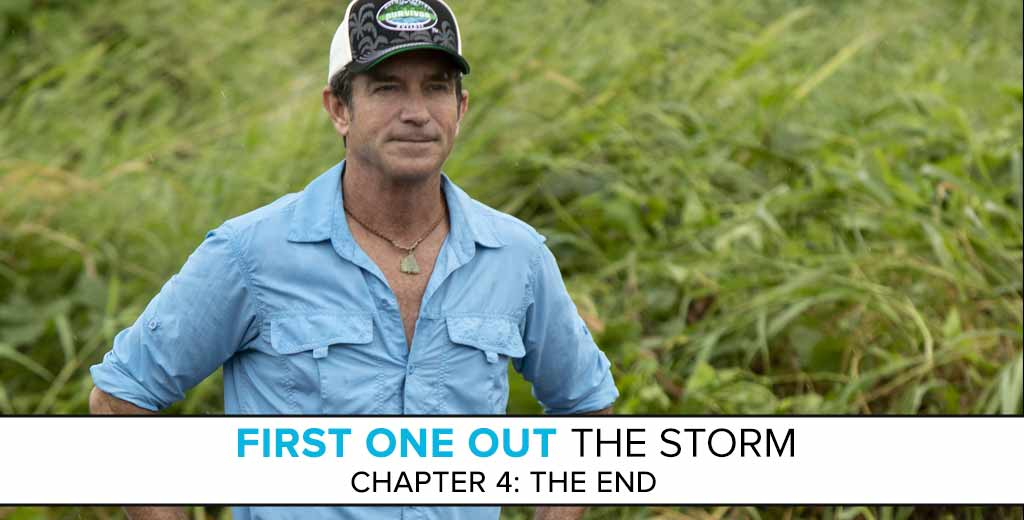 First One Out: The Storm – A Survivor Preseason Podcast | The End