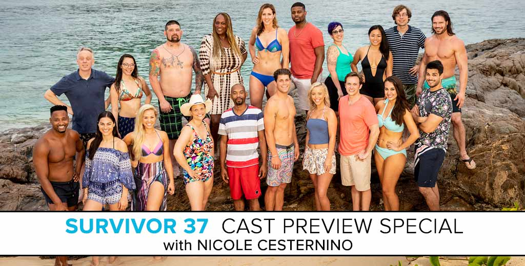 Survivor: David vs. Goliath Cast Preview with Nicole Cesternino