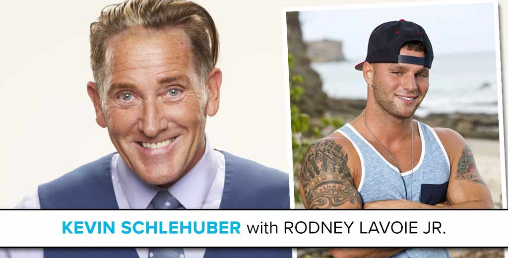 Kevin Schlehuber & Rodney Lavoie Jr. Discuss the Upcoming Boston Charity Event to Support Kevin & Rodney's Warriors of Peace