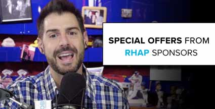 Special Offers from RHAP Sponsors