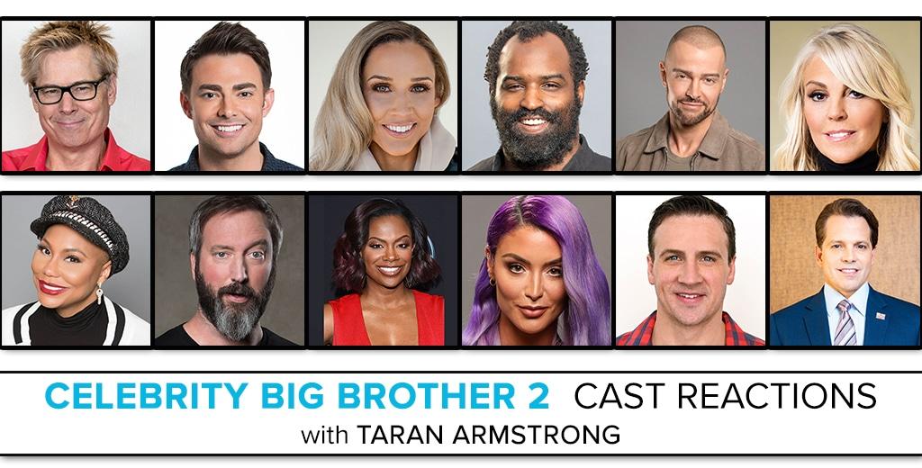 Celebrity Big Brother Cast & House Reveal! Big Brother ... |Celebrity Big Brother Cast