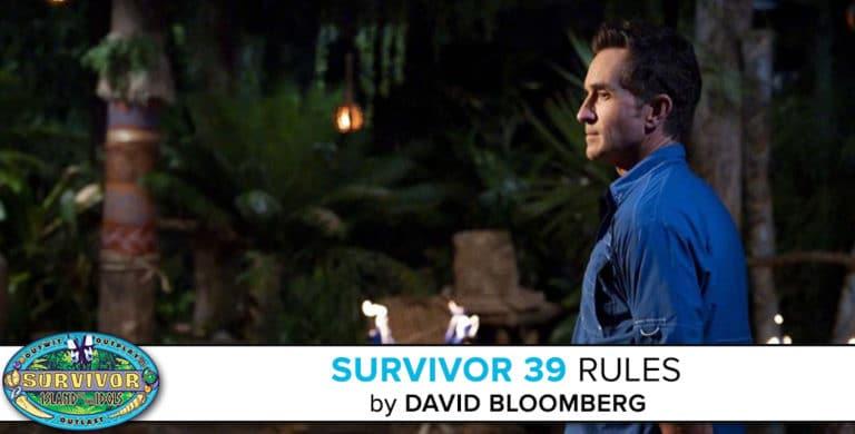 Survivor Rules