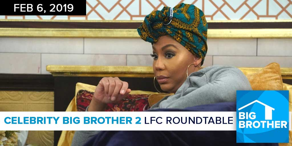 Celebrity Big Brother 2 | LFC Roundtable Feb 6 by Big