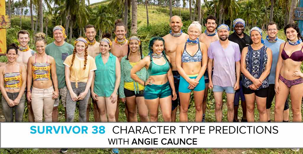 Angie Caunce Reveals the Character Type Prediction for Survivor: Edge of Extinction