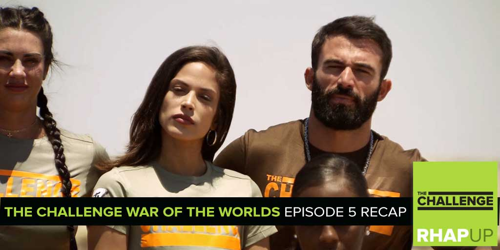 MTV Reality RHAPup | The War of the Worlds Episode 5 Recap