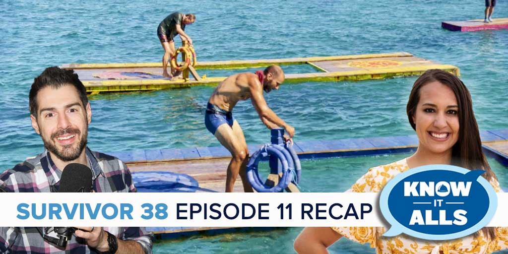 Survivor Know-It-Alls | Edge of Extinction Episode 11 Recap