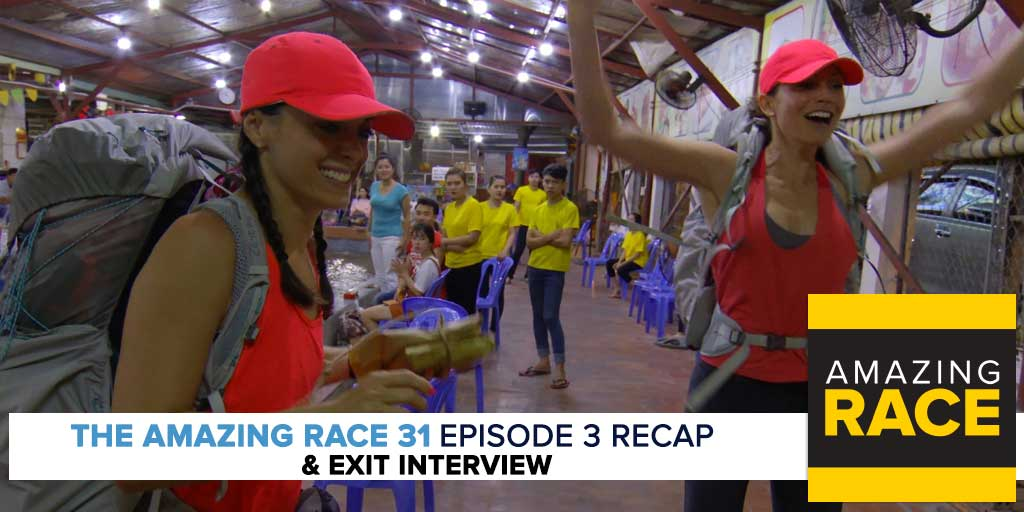 Amazing Race 31 Episode 3 Recap Amazing Race Recaps On Reality TV
