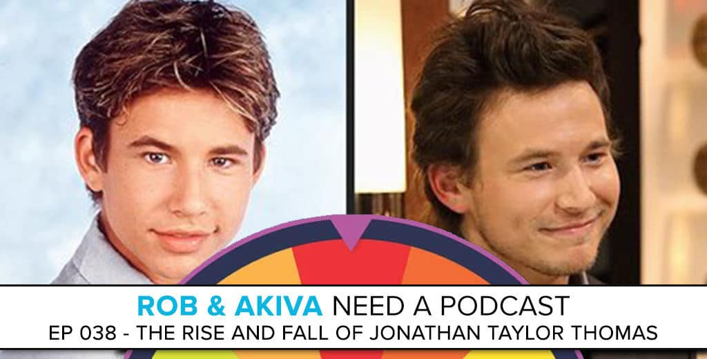 why did jonathan taylor thomas leave home improvement