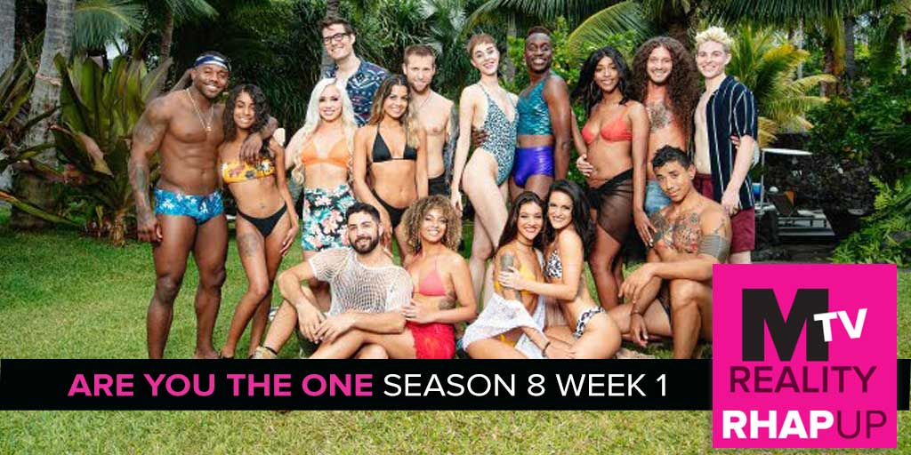 MTV Reality RHAPup | Are You The One 8 Week 1 MTV Reality