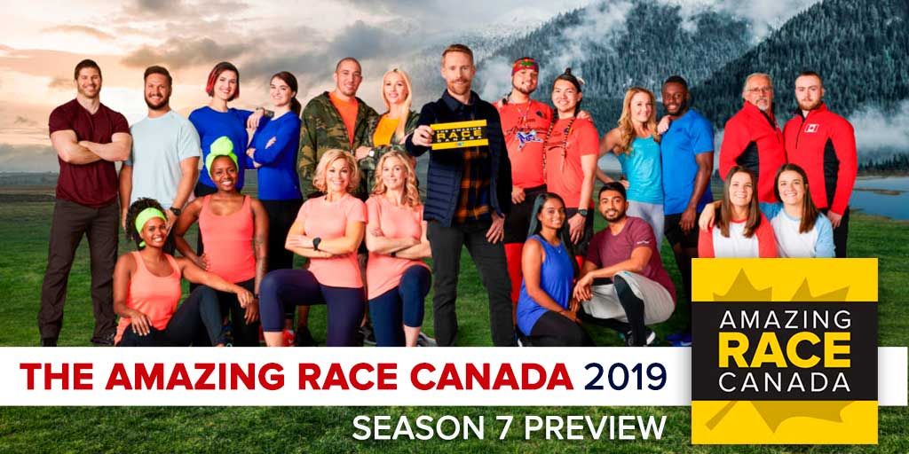 The Amazing Race Canada 2019 | Season Preview