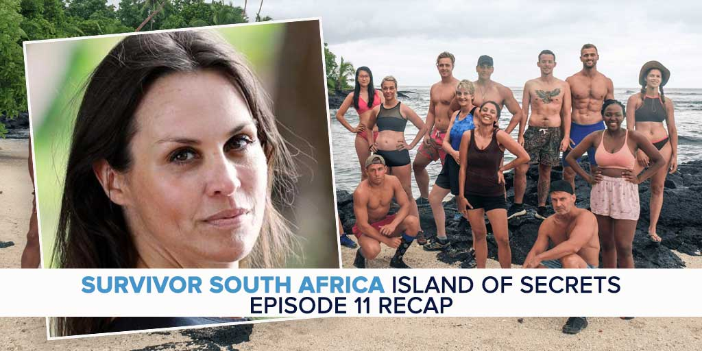 Survivor South Africa: Island Of Secrets | Episode 11 RHAPup