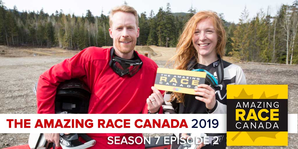 The Amazing Race Canada 2019 | Episode 2 Recap