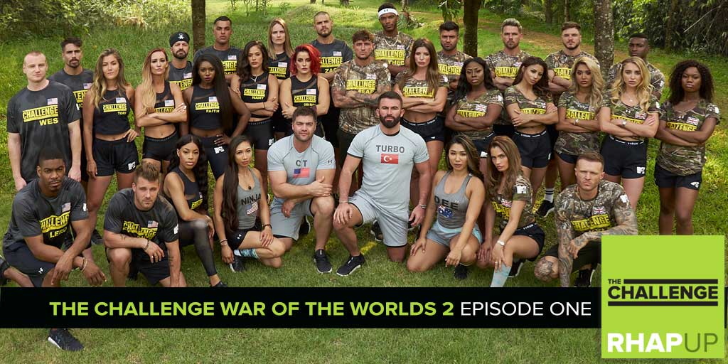 MTV Reality RHAPup | The War Of The Worlds 2 Episode 1 Recap