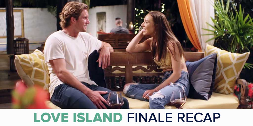 Love Island US FINALE Recap Reality TV RHAP-ups: Reality TV Podcasts