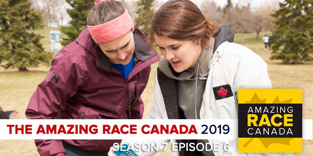 The Amazing Race Canada 2019   Episode 6 Recap Reality TV RHAP-ups