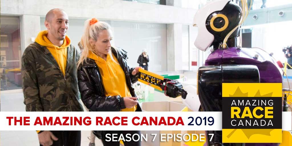 The Amazing Race Canada 2019   Episode 7 Recap