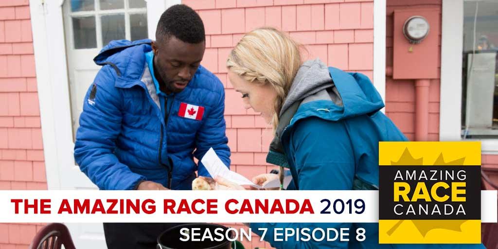 The Amazing Race Canada 2019   Episode 8 Recap