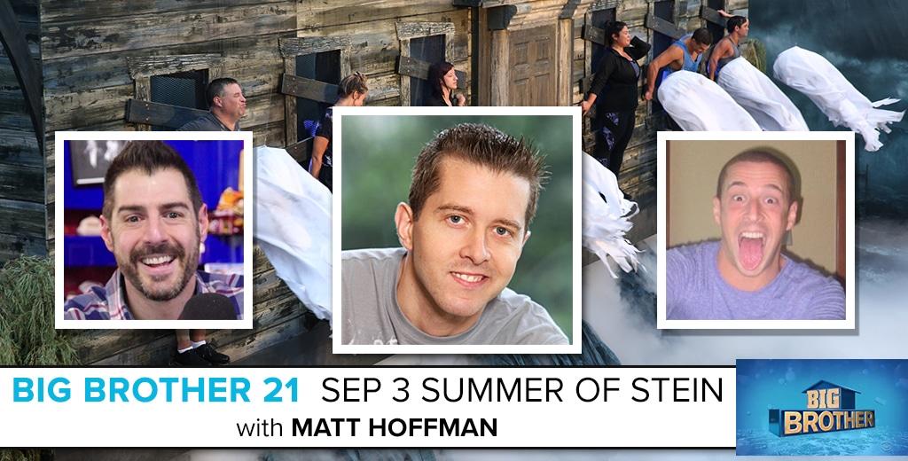 Summer of Stein with Matt Hoffman