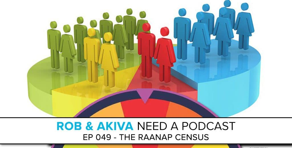 RAANAP Census