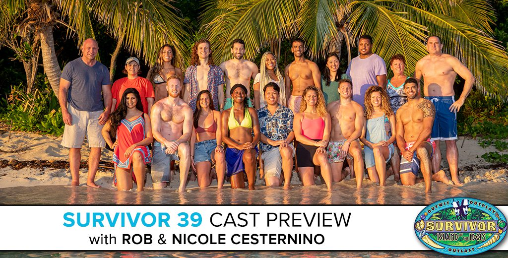 Survivor 39 Cast Preview