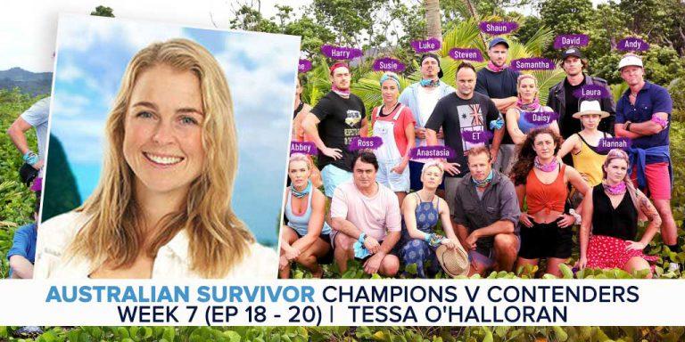 Survivor – RobHasAwebsite com