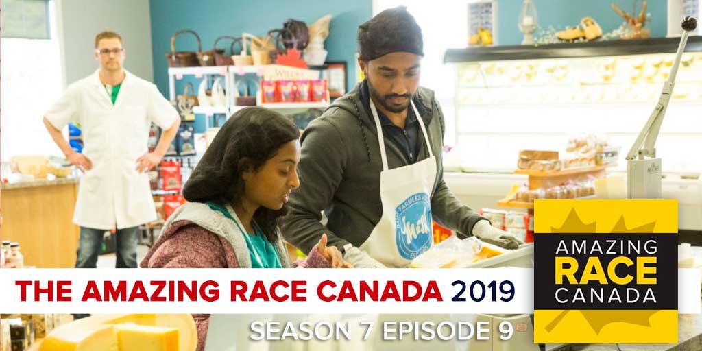 The Amazing Race Canada 2019 | Episode 9 Recap Reality TV