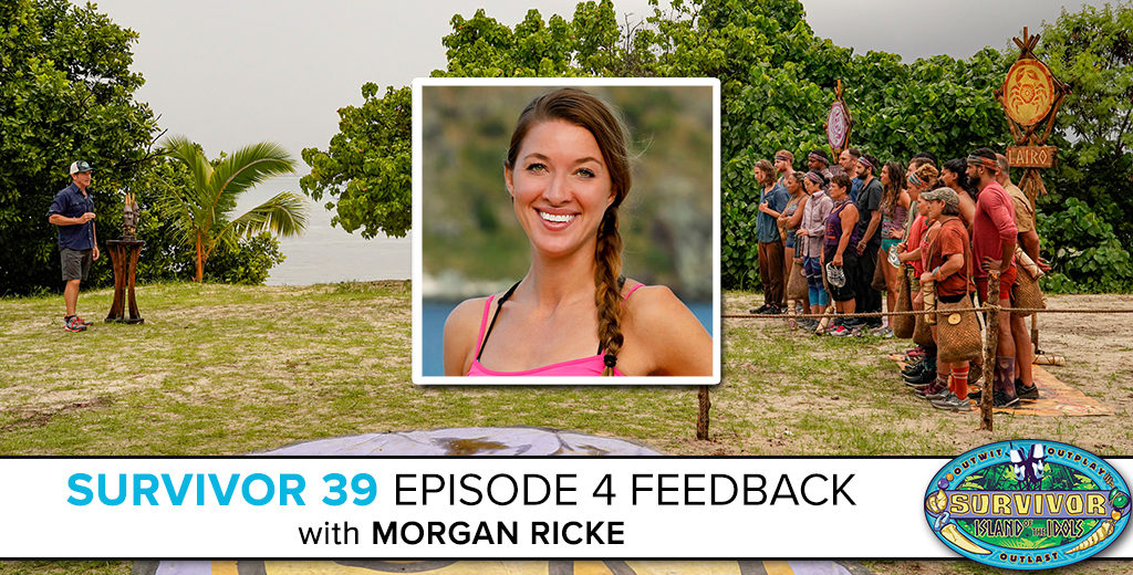 Survivor 39 Episode 4 Feedback