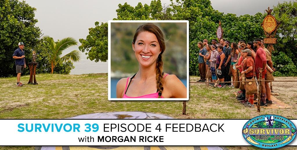 Survivor 39 Episode 4 Feedback