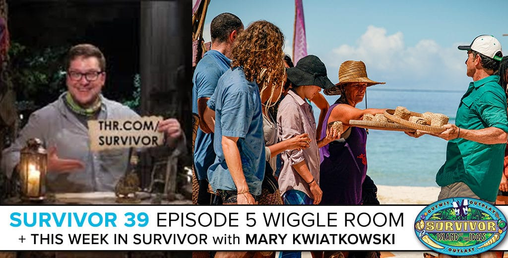 Survivor 39 Episode 5 Wiggle Room