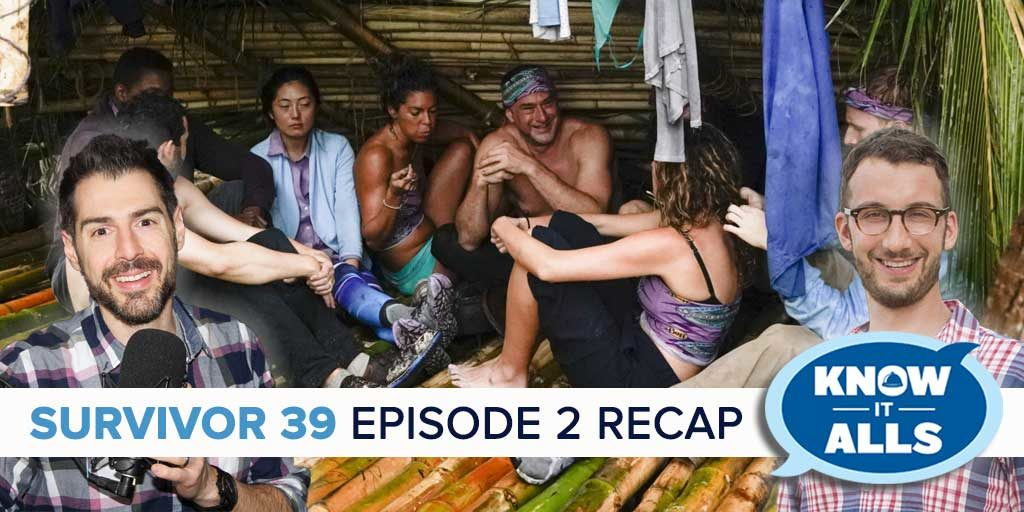Survivor 39 Episode 2 Recap
