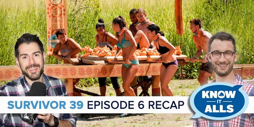 Survivor Island of the Idols Episode 6 Recap