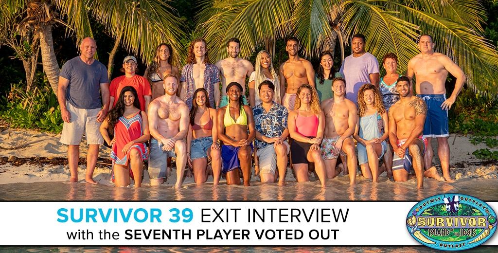 Survivor 39 Seventh Player Voted Out