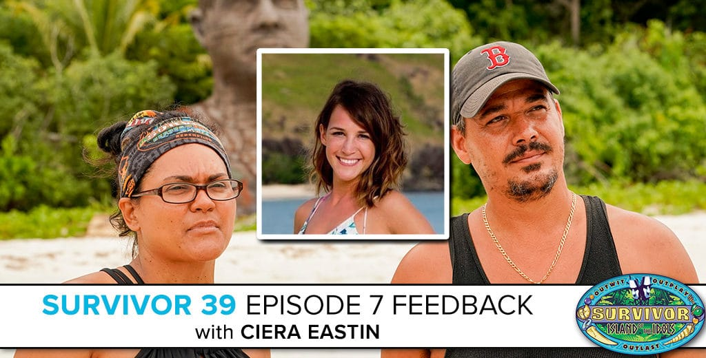 Survivor 39 Episode 7 Feedback