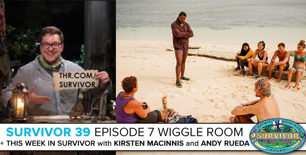 Survivor 39 Episode 7 Wiggle Room