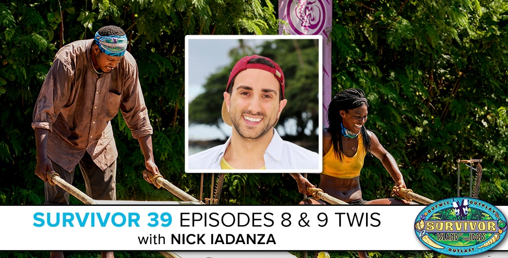 Survivor 39 Episodes 8 & 9 TWIS