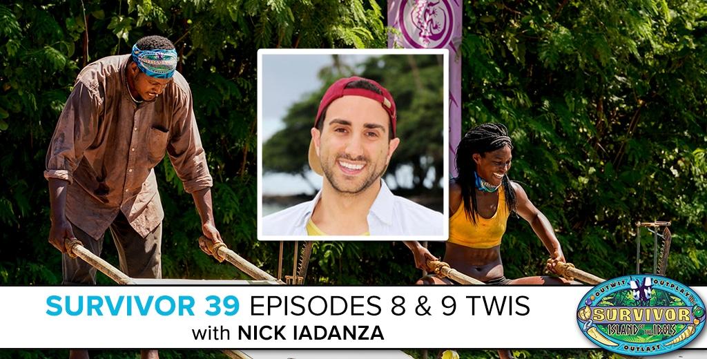 Survivor 39 Episodes 8 & 9 TWIS