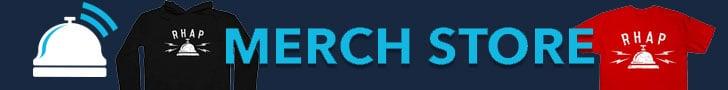 RHAP Merch Store