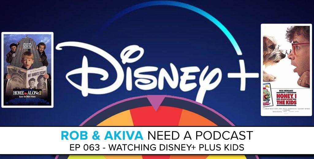 Watching Disney+