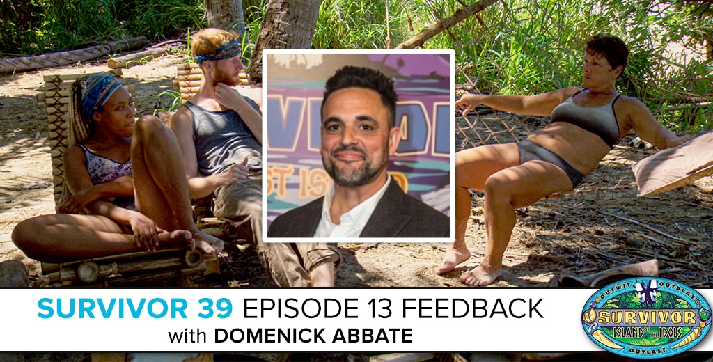 Survivor 39 Episode 13 Feedback