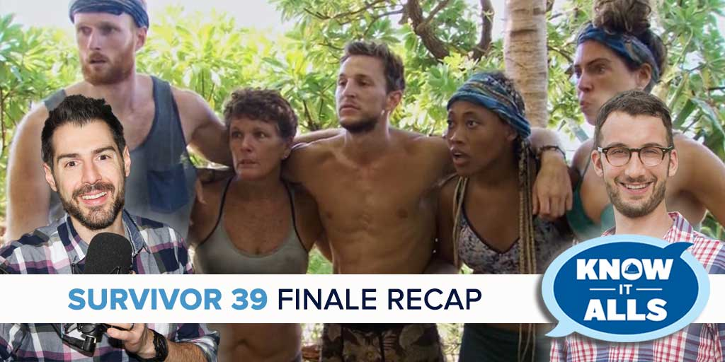Survivor Island of the Idols FINALE Recap