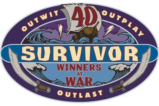 Survivor 40 Logo